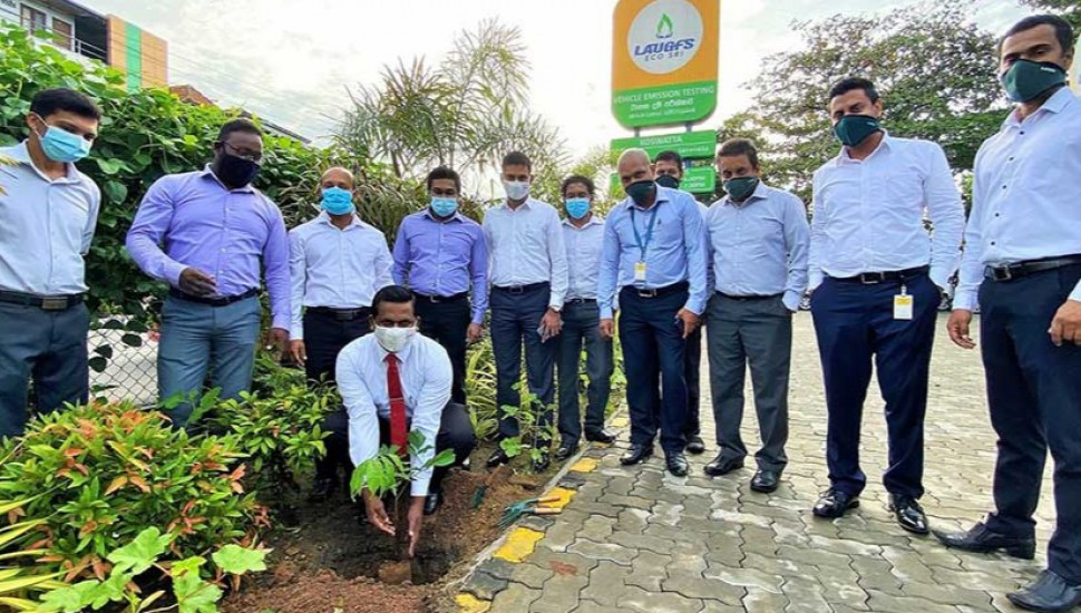 LAUGFS Eco Sri celebrates World Environment Day 2020
