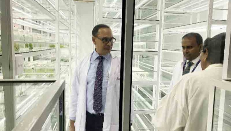 SLIIT Biotechnology  programme encourages agricultural life sciences