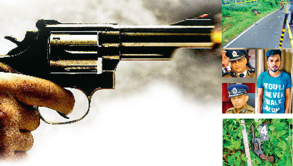 Mission that Decided Gampaha Gang Leader Sanjeewa's Associate's Fate