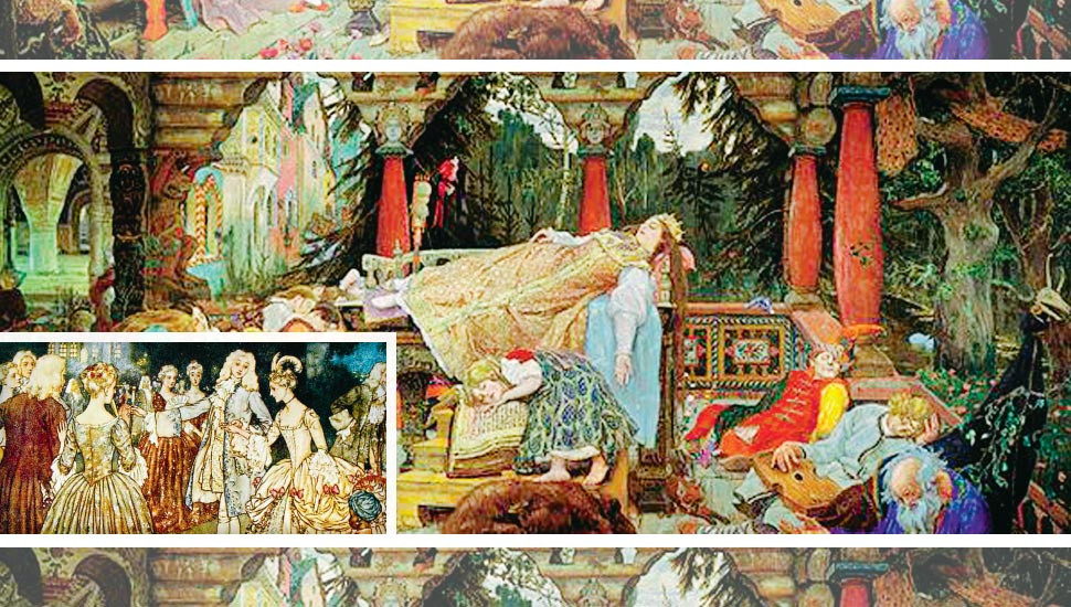 Sinister Versions of Our Beloved Fairytales
