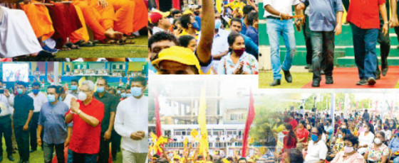 Public want a Parliament with Politically  Active Youngsters  – Wimal