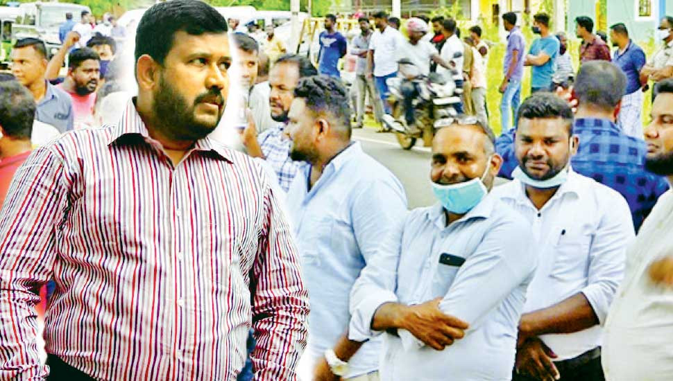 Court orders to record statement in Vavuniya: CID Grills Bathiudeen