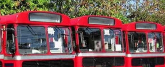 Random PCR tests carried out on bus drivers