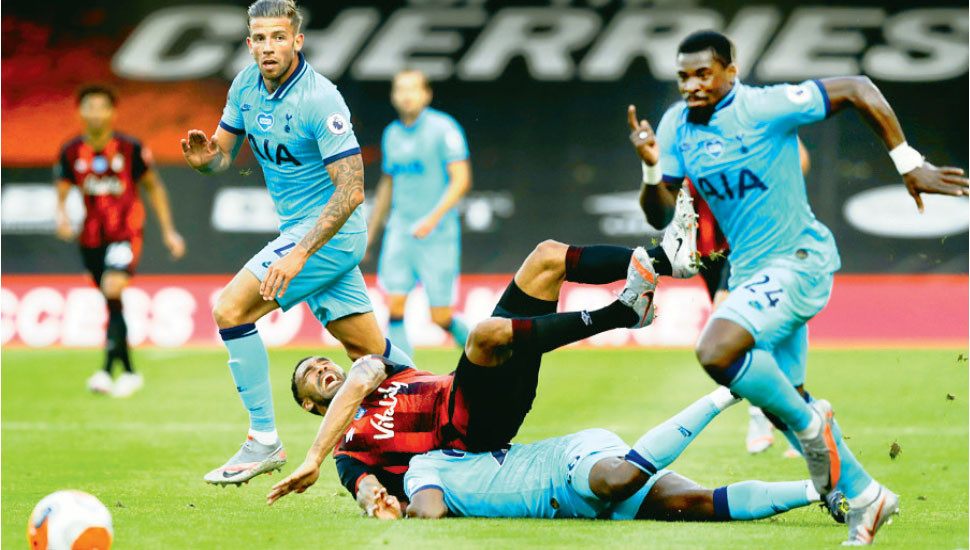 VARdenies Bournemouth late goal