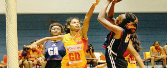 Netball practice to resume  after Elections