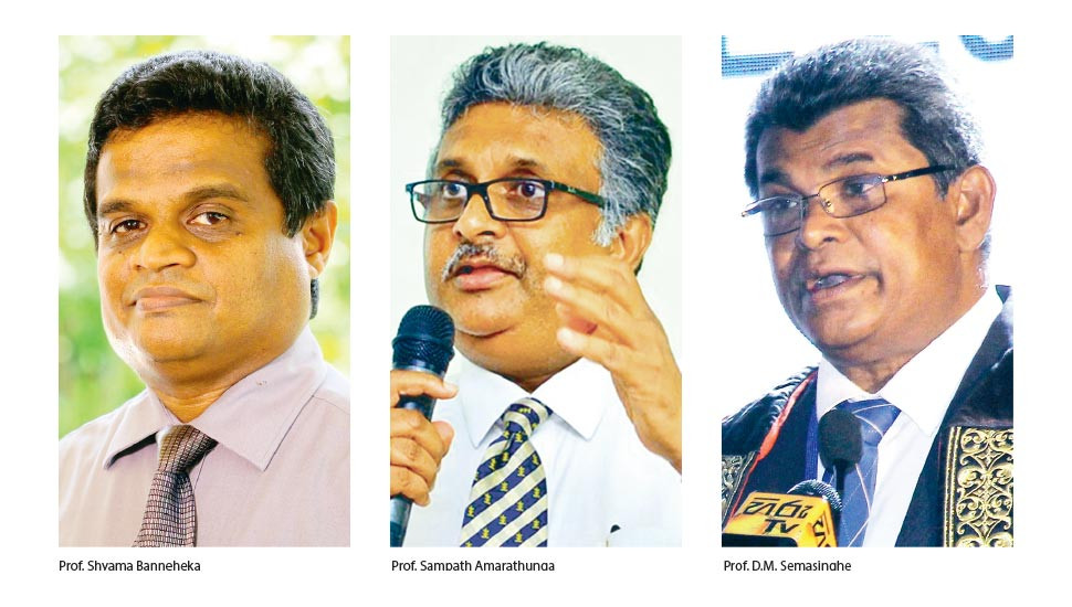 Vacant Seats for Vice Chancellors