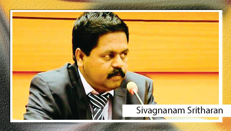 We want the North  and East merged  – Sivagnanam Sritharan