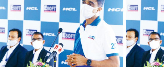 HCL ESOFT Launch 'Skilling Programme' for A/Level and HND students for IT jobs