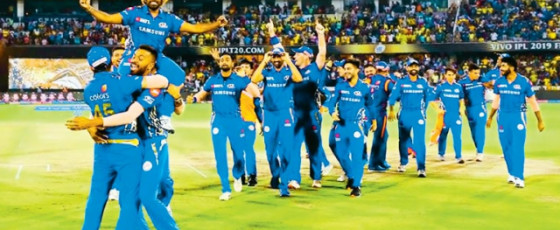 IPL will only be staged abroad as a last resort