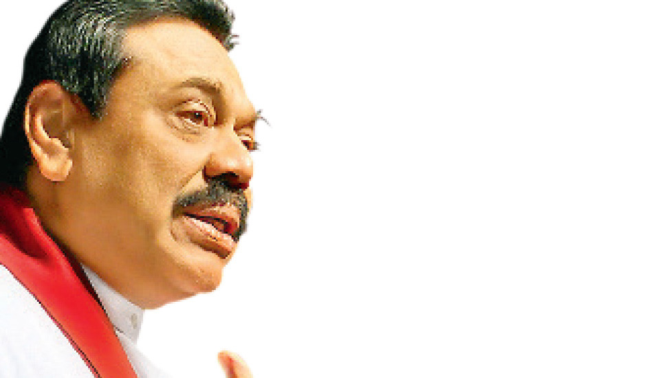 Send intelligent,  experienced young leaders to Parliament – Mahinda