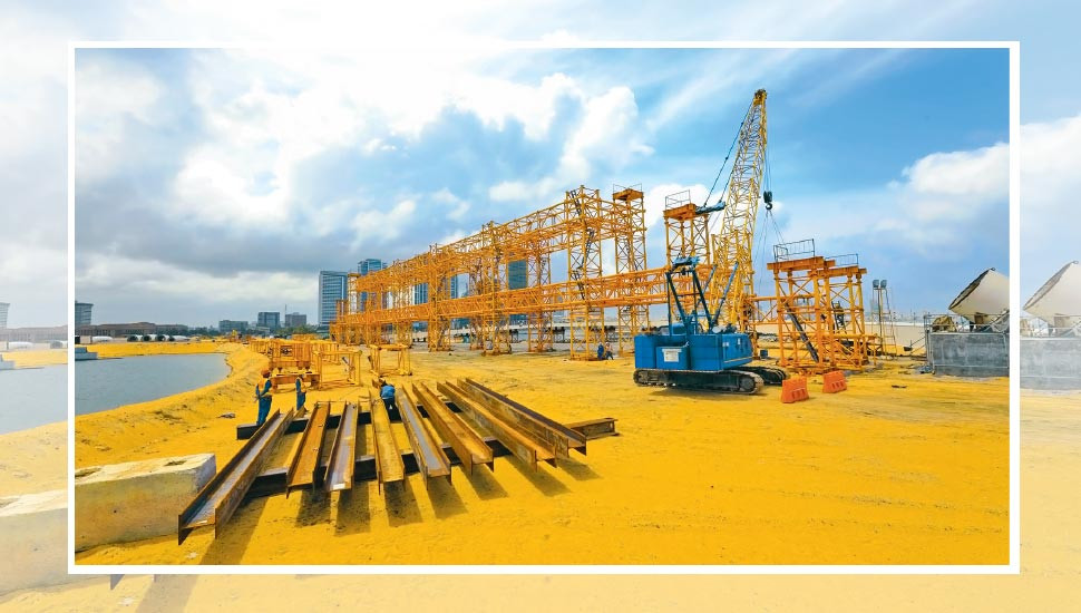Colombo Port City Project: Construction of 10 bridges expedited