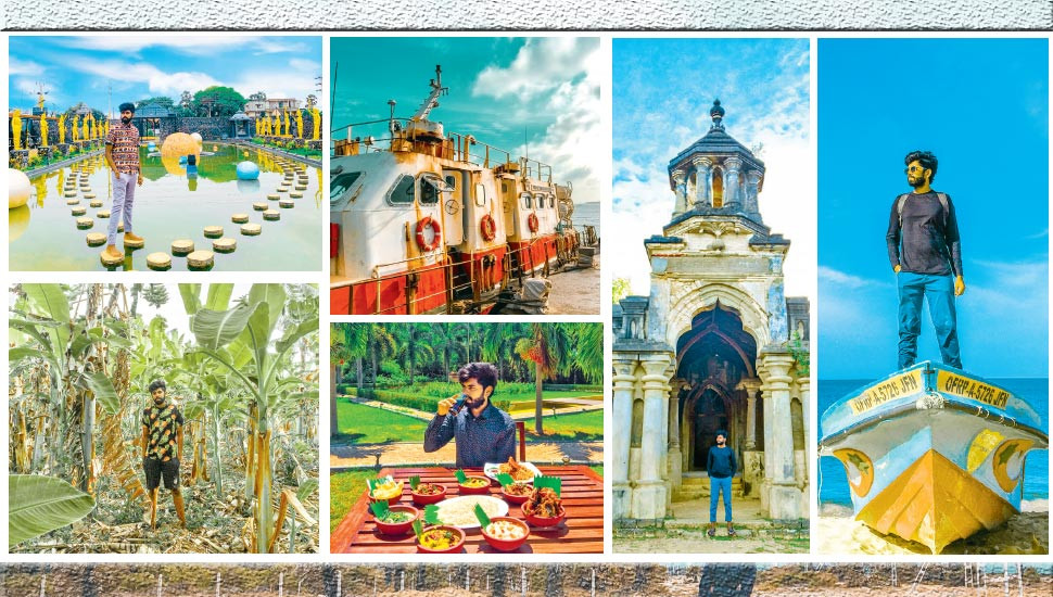 Explore More Parts Of Jaffna With Luxsan