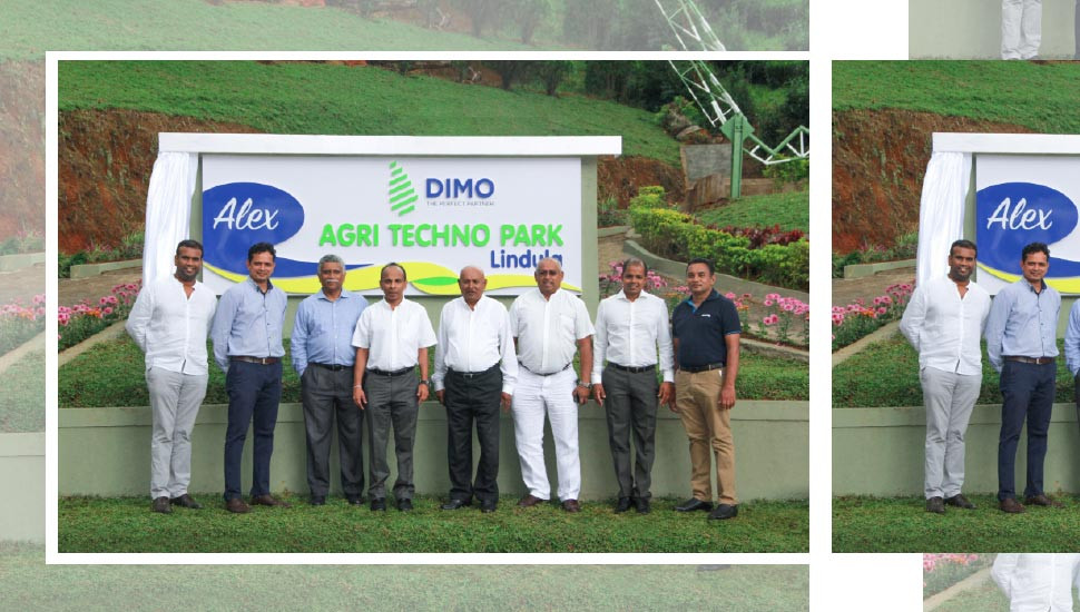 DIMO Agri Businesses opens Agri Techno Park in Lindula