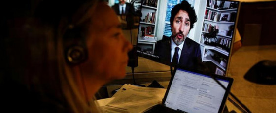 Widening Charity  Scandal Engulfs Canada's Justin Trudeau