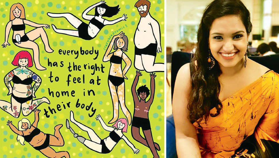 Mental Health and Body Confidence ;  In discussion with Nilushka Perera for Flabulous