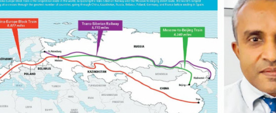 The Belt and Road – Part 02: Longest railroad laid parallel to the Silk Road