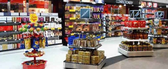 BIA duty-free shops reopen for passengers arrived between March and May