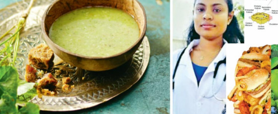 Let Ayurveda Do the Trick