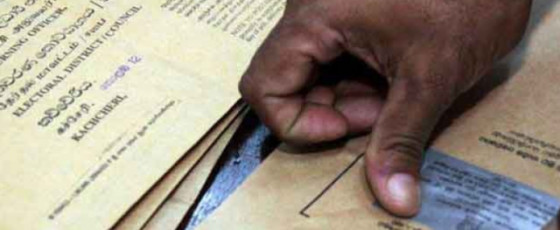 Polling cards distribution starts today