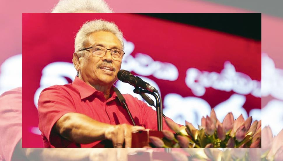 To meet  candidates and public: President in  A'Pura today