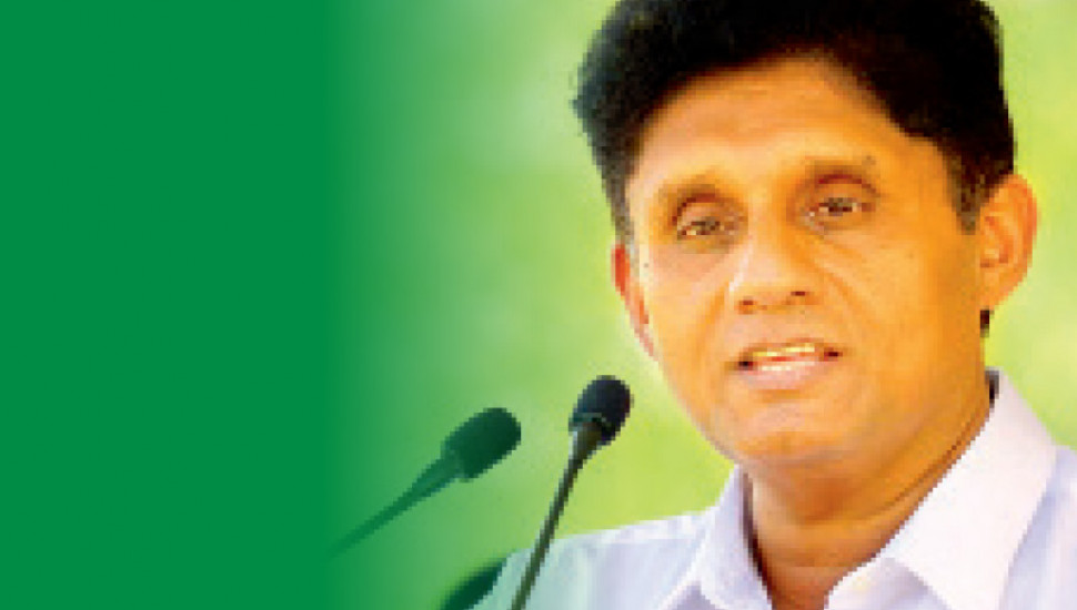 Sajith to stand by people's hopes