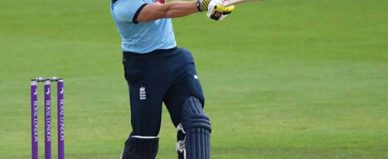 Bairstow bashes bowlers: England win by four wickets