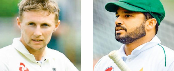 England, Pakistan players eye improved rankings