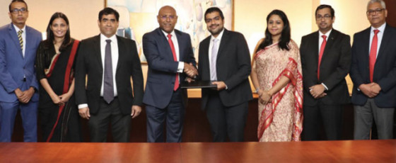 NDB signs MoU with Maersk