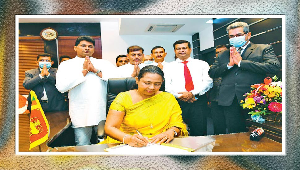 Pavithra pledges to prevent and control diseases