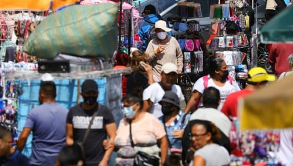 Mexico overtakes UK, has third-highest COVID-19 death toll