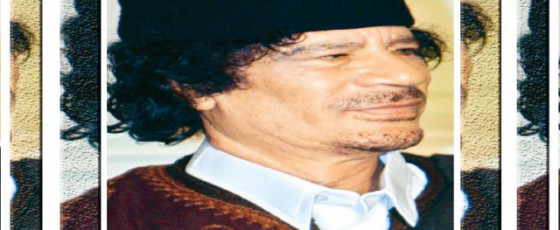 Gaddafi's prophecy comes true as foreign powers battle for Libyan oil
