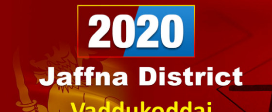 General Election 2020: Vaddukoddai electorate - Jaffna District