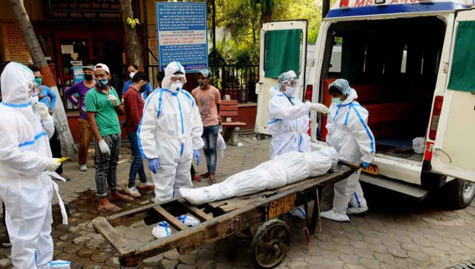 COVID-19: India reports highest daily death toll of 904