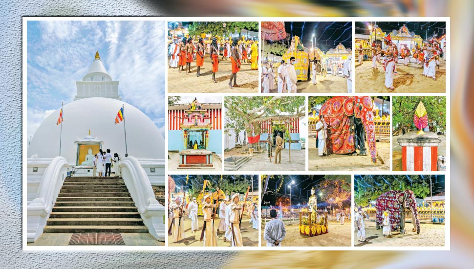Kataragama Perahera: A Living Tradition