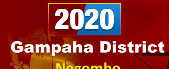 General Election 2020: Negombo electorate - Gampaha District