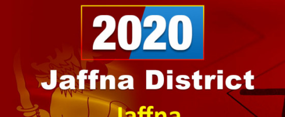 General Election 2020: Jaffna District - Jaffna electorate