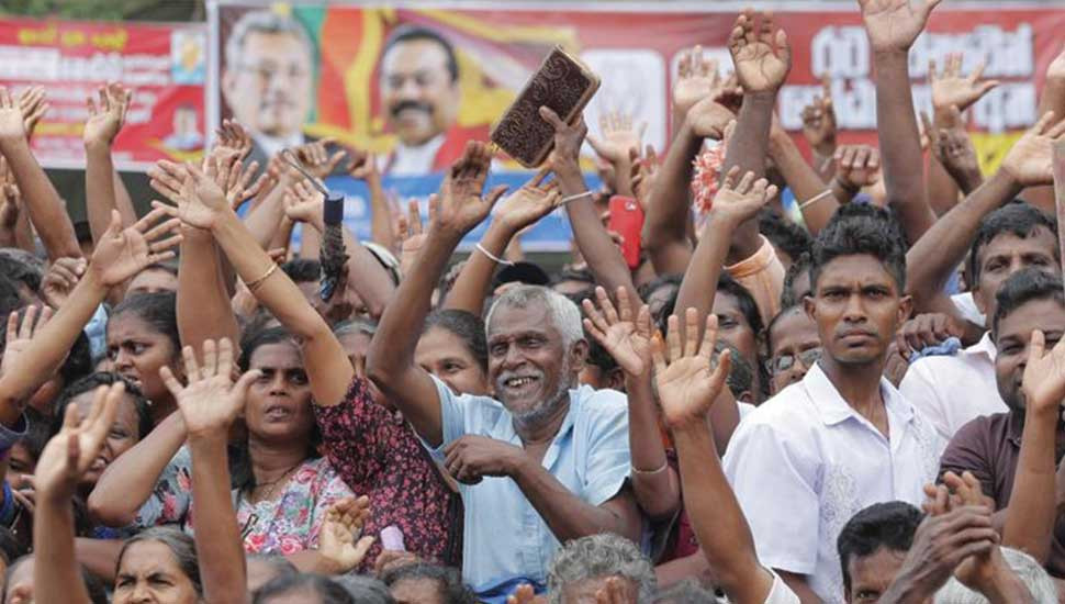 Key Issues in Sri Lanka's One Horse Electoral Race