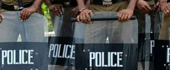 Additional Police security force from today
