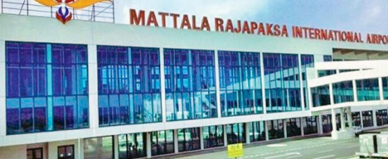 Airlines eyeing Mattala for scheduled flights