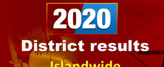 General Election 2020: District-wise results