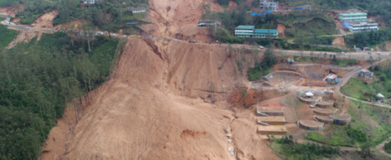 Landslide kills 15 in India, more than 50 feared trapped