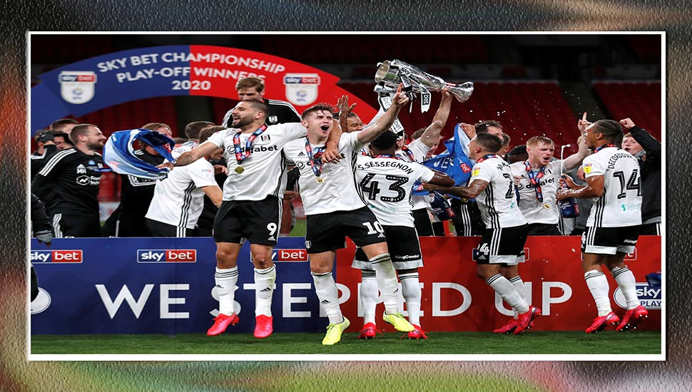 Fulham back in Premier League