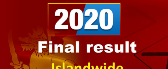 General Election 2020: Final results in