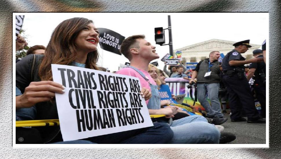U.S. Court Permits Trans People Changing Sex on BC