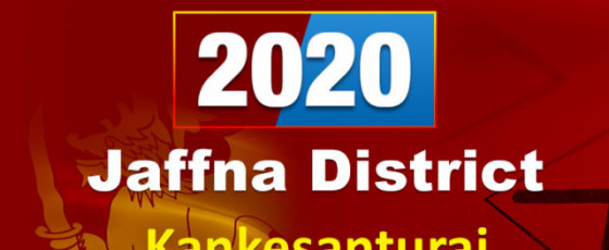 General Election 2020: Kankesanthurai electorate - Jaffna District