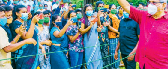 People overwhelmed  by President's visits  to their villages