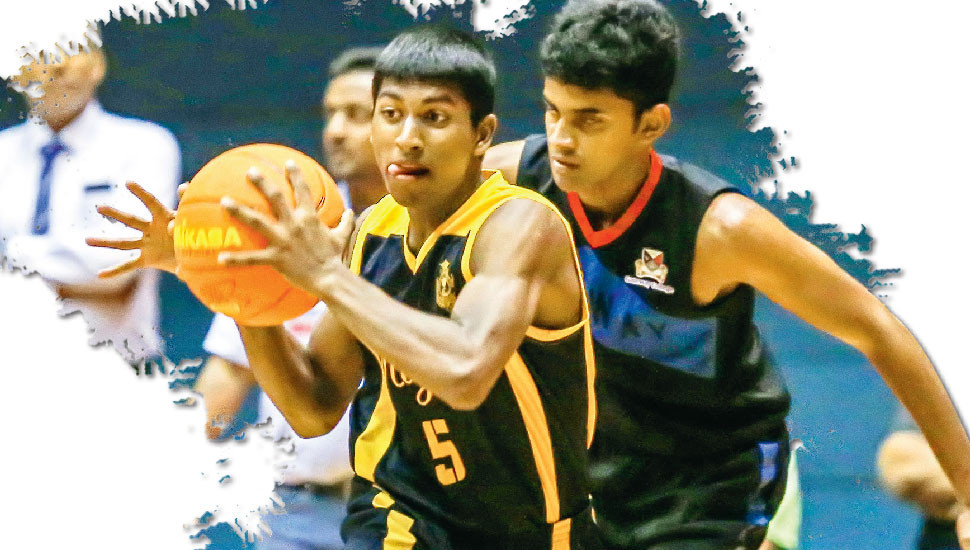 Namal  set to put Basketball House  in order