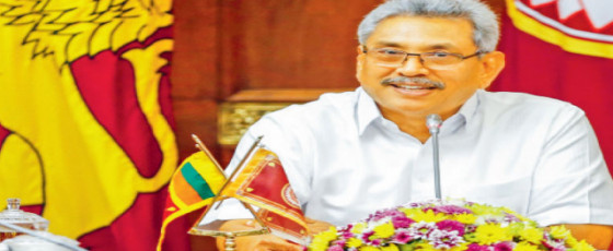 SL can be a leading maritime hub – President