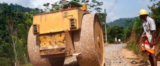 Firms delaying construction projects to have contracts cancelled