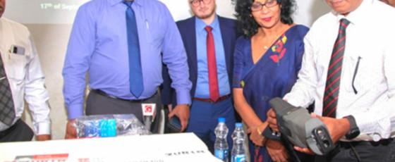 Wurth Lanka hands over equipment to VTA